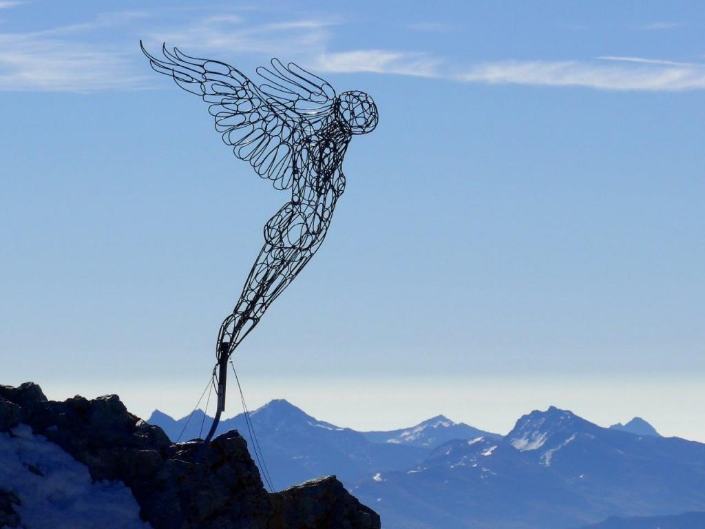 photo de la sculpture